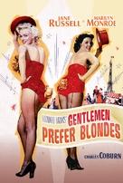 Gentlemen Prefer Blondes - Movie Poster (xs thumbnail)