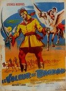 Ladro di Bagdad, Il - French Movie Poster (xs thumbnail)