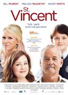 St. Vincent - Italian Movie Poster (xs thumbnail)