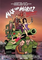 Max und Moritz Reloaded - German Movie Poster (xs thumbnail)