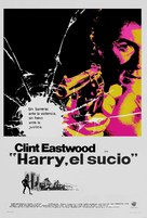 Dirty Harry - Argentinian Movie Poster (xs thumbnail)