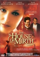 The House of Mirth - French DVD cover (xs thumbnail)