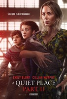 A Quiet Place: Part II - Indonesian Movie Poster (xs thumbnail)