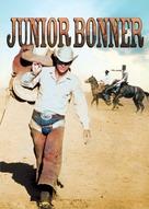 Junior Bonner - DVD cover (xs thumbnail)