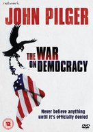 The War on Democracy - British DVD cover (xs thumbnail)