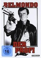 Le professionnel - German DVD cover (xs thumbnail)