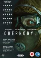 """Chernobyl"" - British DVD movie cover (xs thumbnail)"