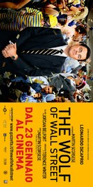 The Wolf of Wall Street - Italian Movie Poster (xs thumbnail)