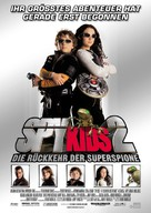 Spy Kids 2 - German Movie Poster (xs thumbnail)
