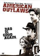 American Outlaws - DVD movie cover (xs thumbnail)
