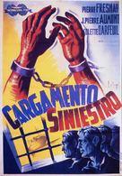 Chéri-Bibi - Spanish Movie Poster (xs thumbnail)