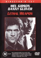 Lethal Weapon - Australian DVD cover (xs thumbnail)