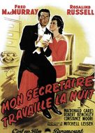 Take a Letter, Darling - French Movie Poster (xs thumbnail)