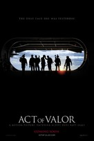 Act of Valor - Movie Poster (xs thumbnail)