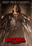Machete - Turkish Movie Poster (xs thumbnail)