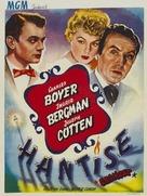 Gaslight - Belgian Movie Poster (xs thumbnail)