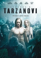 The Legend of Tarzan - Czech Movie Cover (xs thumbnail)