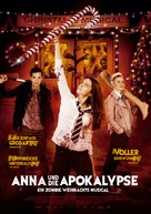 Anna and the Apocalypse - German Movie Poster (xs thumbnail)