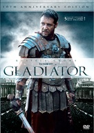 Gladiator - Czech DVD movie cover (xs thumbnail)
