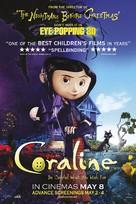 Coraline - British Movie Poster (xs thumbnail)