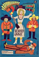 Annie Get Your Gun - Polish Movie Poster (xs thumbnail)