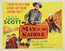 Man in the Saddle - Movie Poster (xs thumbnail)
