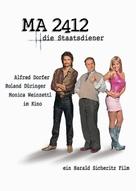 MA 2412 - Die Staatsdiener - Austrian Movie Poster (xs thumbnail)