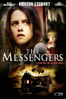 The Messengers - German DVD cover (xs thumbnail)