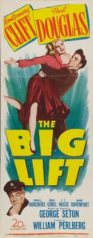 The Big Lift - Movie Poster (xs thumbnail)