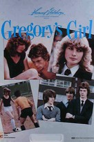 Gregory's Girl - DVD movie cover (xs thumbnail)