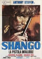 Shango, la pistola infallibile - Italian Movie Poster (xs thumbnail)