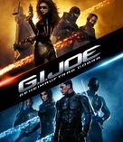 G.I. Joe: The Rise of Cobra - German Blu-Ray cover (xs thumbnail)