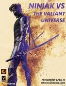 """""""Ninjak vs the Valiant Universe"""" - Movie Poster (xs thumbnail)"""