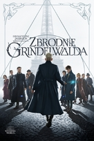 Fantastic Beasts: The Crimes of Grindelwald - Polish Movie Cover (xs thumbnail)