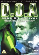 D.O.A. - British DVD cover (xs thumbnail)