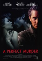 A Perfect Murder - Movie Poster (xs thumbnail)