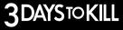 3 Days to Kill - Logo (xs thumbnail)