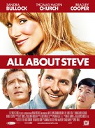 All About Steve - French Movie Poster (xs thumbnail)