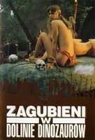 Nudo e selvaggio - Polish DVD cover (xs thumbnail)