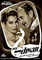 The Swan - German poster (xs thumbnail)