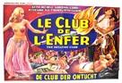 The Hellfire Club - Belgian Movie Poster (xs thumbnail)