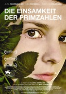 La solitudine dei numeri primi - German Movie Poster (xs thumbnail)