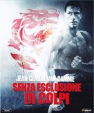 Bloodsport - Italian Blu-Ray movie cover (xs thumbnail)