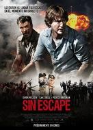 No Escape - Argentinian Movie Poster (xs thumbnail)
