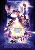Ready Player One - Swedish Movie Poster (xs thumbnail)