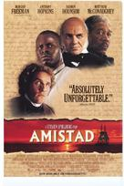Amistad - Video release poster (xs thumbnail)