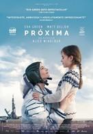 Proxima - Spanish Movie Poster (xs thumbnail)