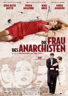 The Anarchist's Wife - German Movie Poster (xs thumbnail)