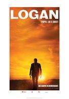 Logan - Romanian Movie Poster (xs thumbnail)