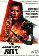 A Time for Killing - German Movie Poster (xs thumbnail)